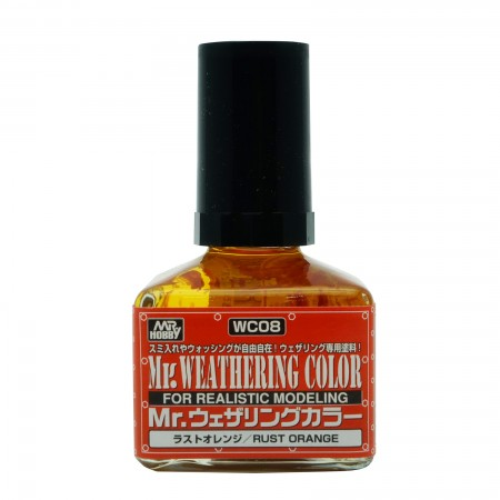 Mr.Weathering Color WC08 Rust Orange