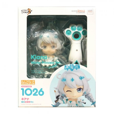 Nendoroid 1026 Kiana Winter Princess Ver