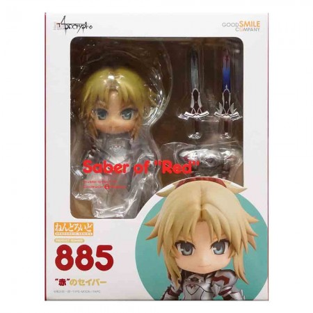 Nendoroid 885 Saber of Red (PVC Figure)