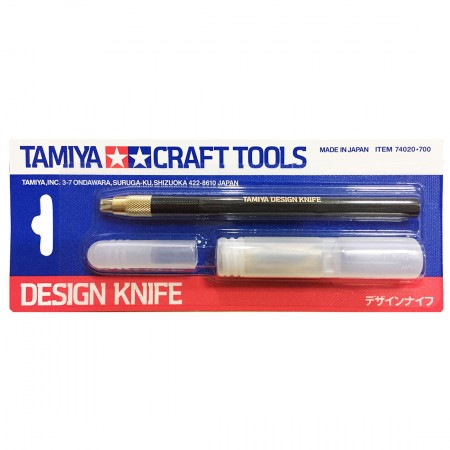 Tamiya Design Knife TA 74020
