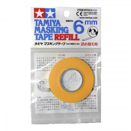 Tamiya Masking Tape Refill 6MM รุ่น TA 87033