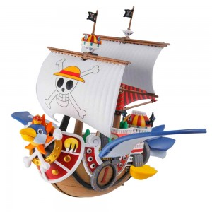 Bandai Grand Ship Collection Thousand Sunny Flying Model (One Piece)