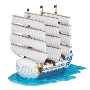 Bandai Moby Dick Grand Ship Collection (One Piece)