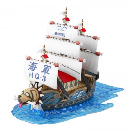 Bandai Garp's Ship Grand Ship Collection (One Piece)