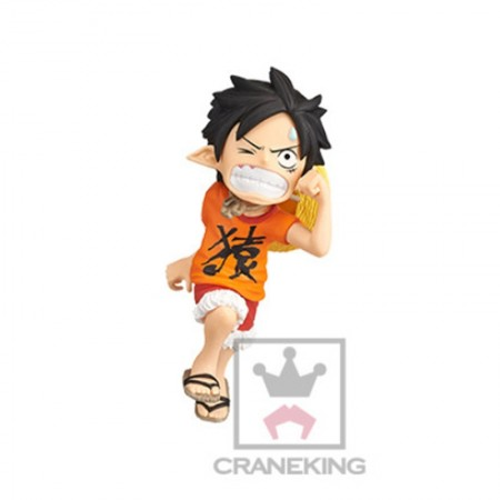 Banpresto One Piece WCF - Oriental Zodiac - Vol 2 - Luffy (PVC Figure)