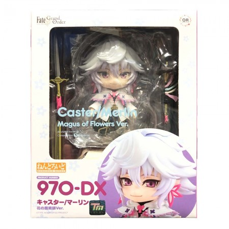 Nendoroid 970-DX Caster / Merlin Magus of Flowers Ver (PVC Figure)
