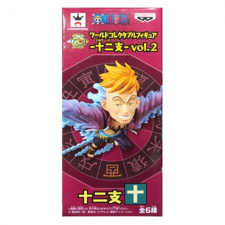 Banpresto One Piece WCF - Oriental Zodiac - Vol 2 - Marco (PVC Figure)
