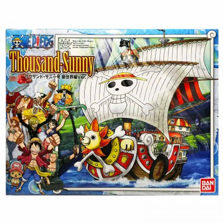 Bandai Thousand Sunny Ship New World Ver (One Piece)